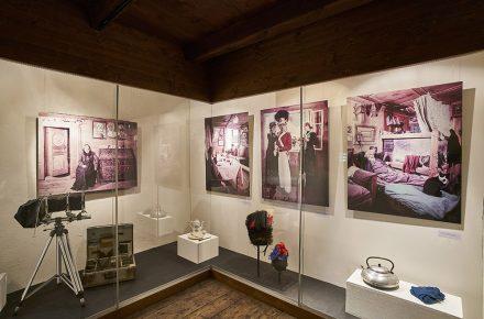 AURA: Schweizer Bergleben um 1950