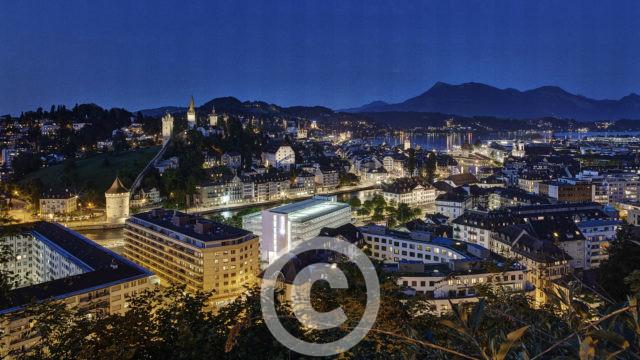 Luzern ins rechte Licht gerückt