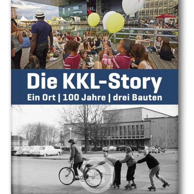 Buchtitel Die KKL-Story
